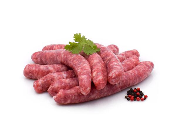 Chipolatas (à base de viande de porc français) x 13