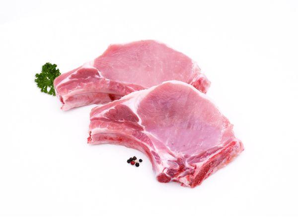 Côtes de porc 1ère français x 5